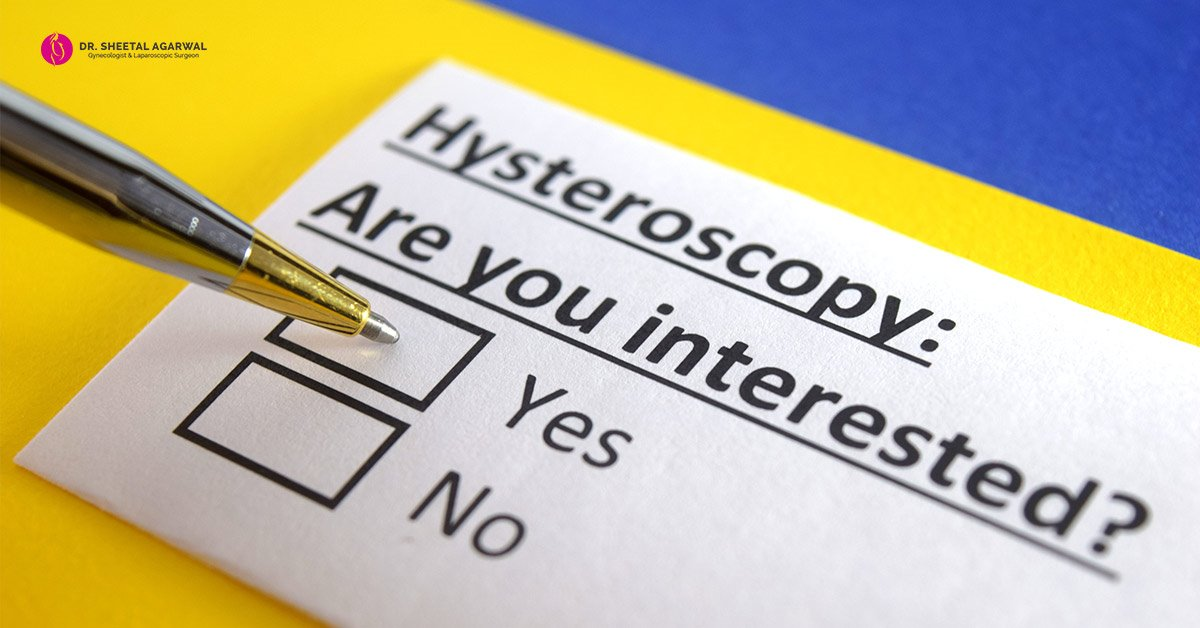 Hysteroscopy Procedure and the Pain